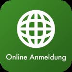 Button Onlineanmeldung